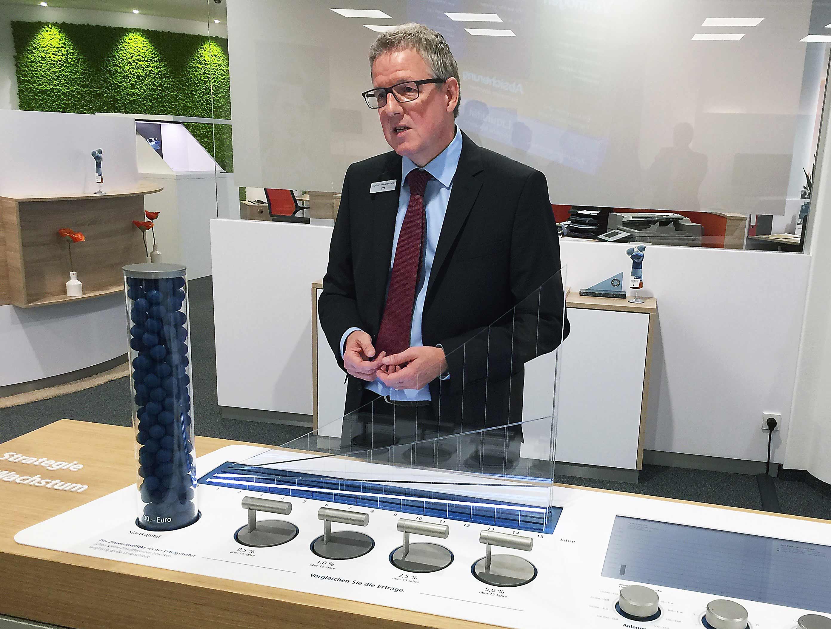 Vorstandssitzung in der Volksbank Lünen (29.9.2016)