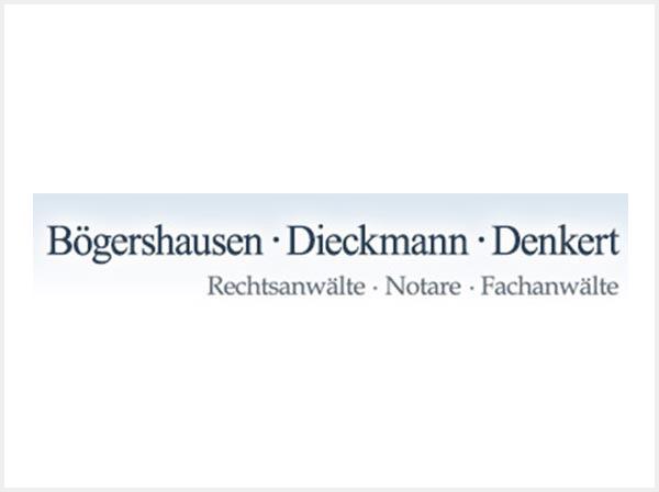 Rechtsanwälte Bögershausen · Dieckmann · Denkert