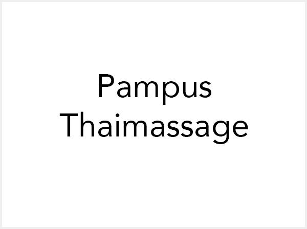 Pampus Thaimassage