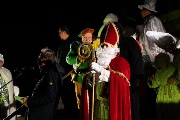 Nikolaus-Ankunft in Lünen – Impressionen (8.12.2018)