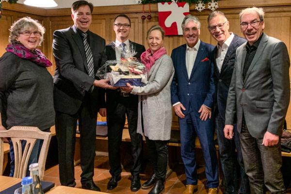Verabschiedung – Juliane Schnettler (6.12.2018)
