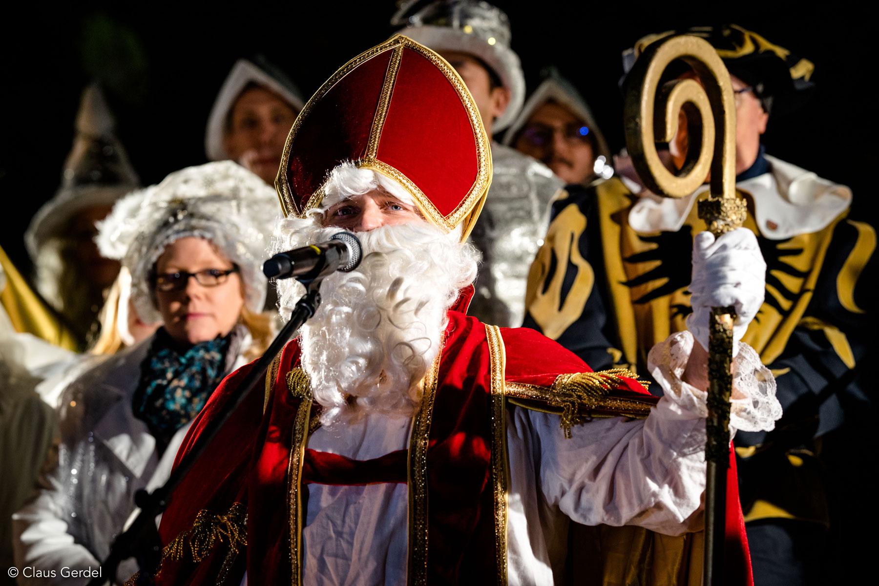 Nachbetrachtung – Nikolaus-Ankunft in Lünen – Impressionen (7.12.2019)