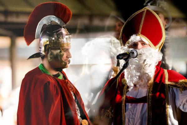 St. Martin und Nikolaus auch 2020 in Lünen (2.3.2020)