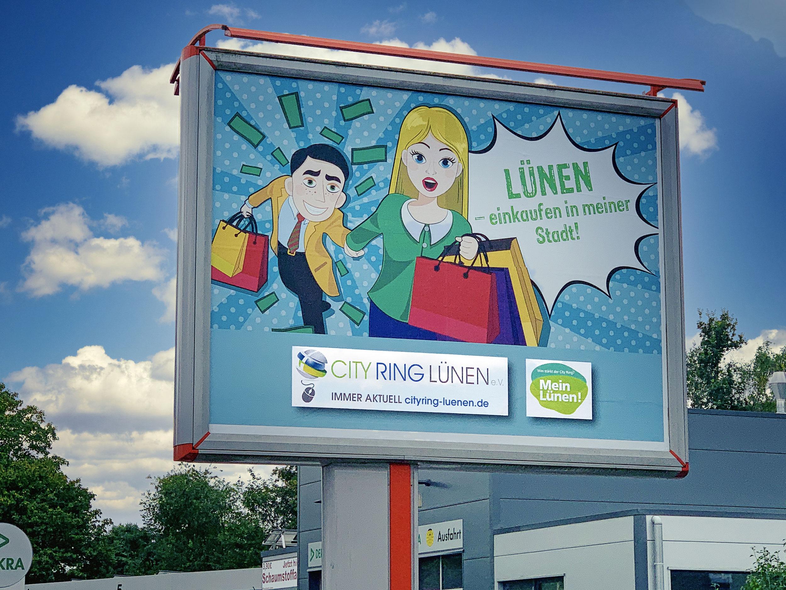 LÜNEN – einkaufen in meiner Stadt!