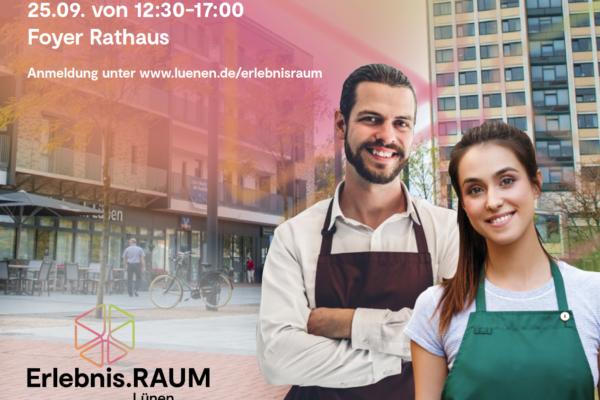 Stadtlabor – Gemeinsam Lüner Innenstadt entwickeln